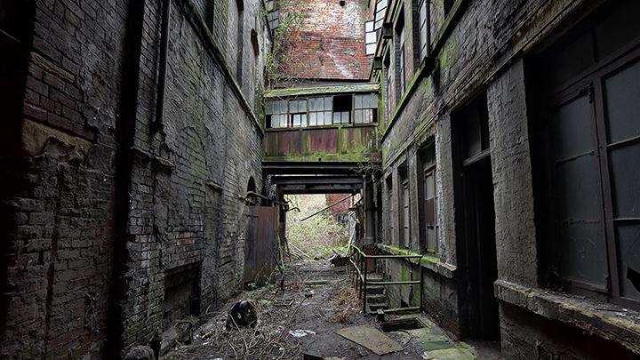 Alley, North of England
