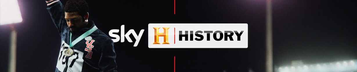 Sky HISTORY - Advertise with Us