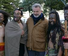 Who better to navigate us through the South Pacific than Sam Neill?