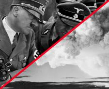 What if Hitler had developed an atomic bomb?