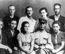 Survivors from the Sobibor uprising