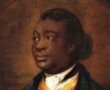 Ignatius Sancho, 1768 by Thomas Gainsborough