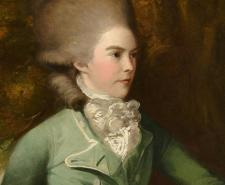 Duchess of Gordon painted by Daniel Gardner