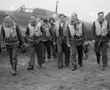 Photo of the 303 squadron