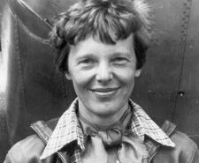 Aviatrix Amelia Earhart disappeared on On 21 May 1937 never to be seen again