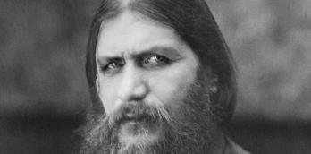 Rasputin prior 1917 | Public Domain | Wikimedia