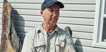 Grimsby-born Gary Drayton was a successful treasure hunter in his own right before joining Curse of Oak Island