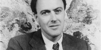 Roald Dahl | Library of Congress | Public Domain