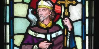 St David, Castell Coch