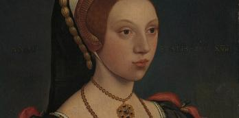 Portrait of a Young Woman c. 1540–1545 from the Workshop of Hans Holbein the Younger