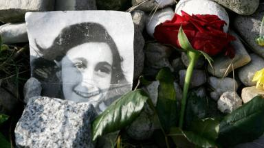 Anne Frank was captured on August 4th 1944