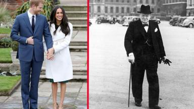 Meghan Markle's connection with Britain's nobility goes further than just her current relationship.