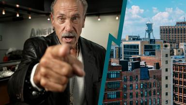 Les Gold, born and raised in Detroit, Michigan.