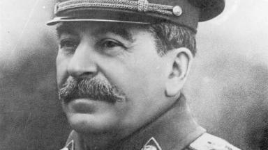 The Russian Revolution set the stage for Joseph Stalin (pictured).