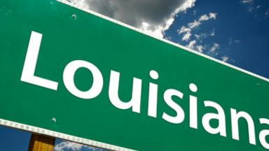 Louisiana is a southeastern U.S. state on the Gulf of Mexico.