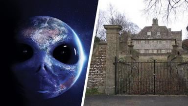 Rudloe manor, is this UK's Area 51?