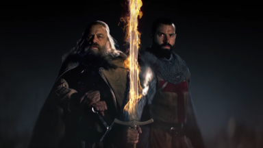 Mark Hamill in Knightfall season 2, first look