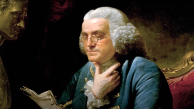 How Benjamin Franklin Funded the Revolution Against England