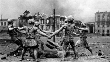 Aftermath of the Battle of Stalingrad