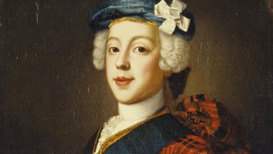 Prince Charles Edward Stuart. Eldest son of Prince James Francis Edward Stuart. Painted by William Mosman around 1730 | Public Domain