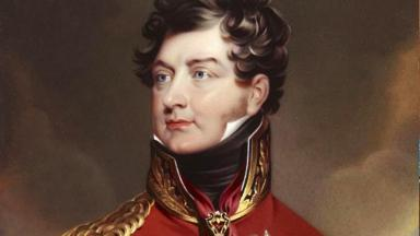 George IV of the United Kingdom by Henry Bone | Public Domain
