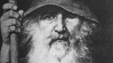 Odin, in his guise as a wanderer, by Georg von Rosen | Public Domain | Wikipedia