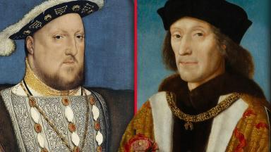 Henry VIII and Henry VIII