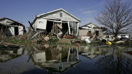 Katrina was the worst natural disaster in the history of the United States