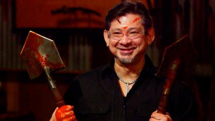 A photograph of Doug Marcaida from Forged In Fire