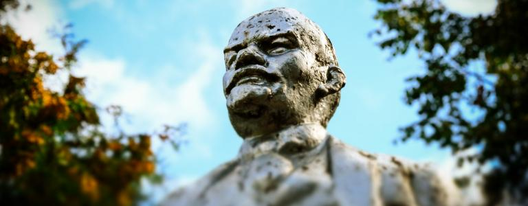 On this day Vladimir Lenin dies of a brain haemorrhage at the age of 54.