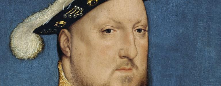 King Henry VIII of England by Hans Holbein the Younger