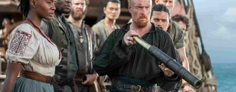 The cast from Black Sails are pirates for life, not just the day.