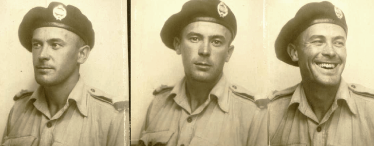 Cyril Mowforth's letters to his wife Olga are featured in Letters of Love in WW2, anew podcast