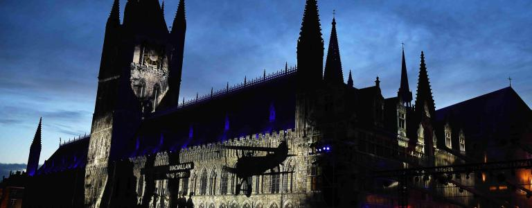 100th Anniversary Of The Battle Of Passchendaele Is Commemorated In Ypres