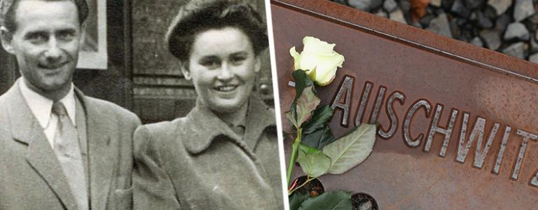 The Tattooist of Auschwitz tells the story how Lale and Gita Sokolov fell in love.