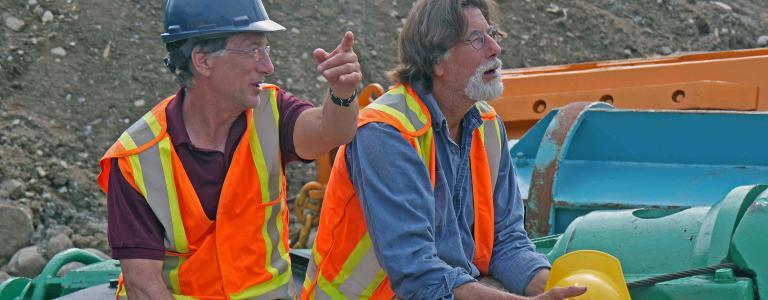 Rick and Marty Lagina.