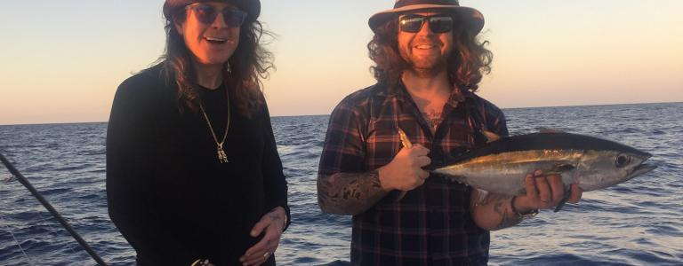 Jack & Ozzy are back!