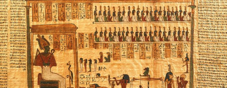 Ancient Egypt: death and the afterlife