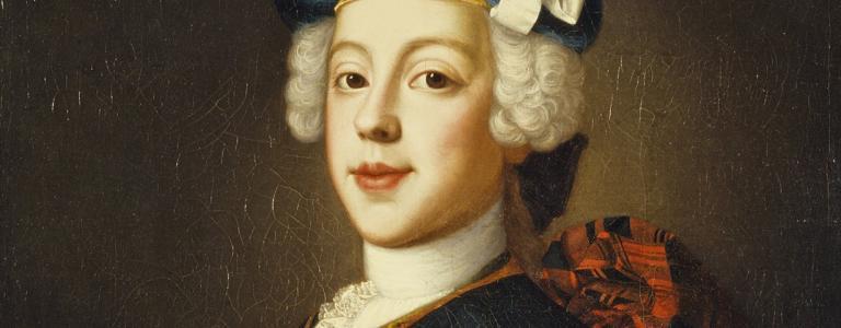 Prince Charles Edward Stuart. Eldest son of Prince James Francis Edward Stuart. Painted by William Mosman around 1730 | Public Domain