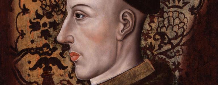Henry V   Wikipedia   Public Domain