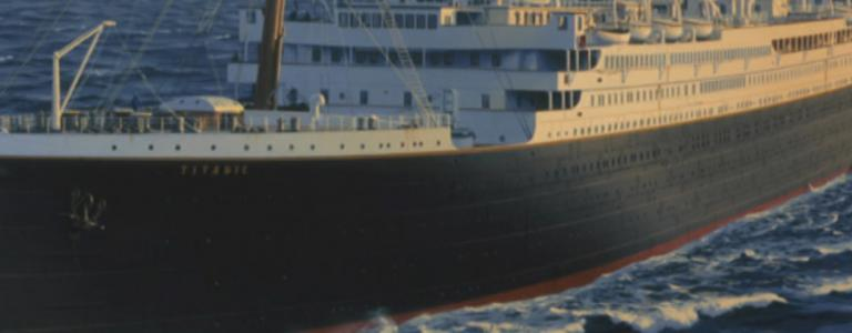 Titanic's Lost Evidence, episode 1 of History's Greatest Mysteries