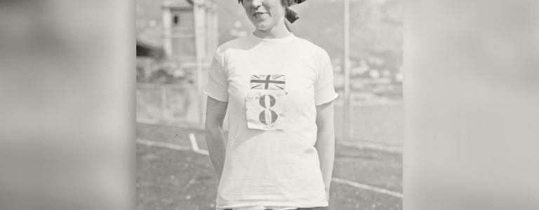 Mary Lines - The 1921 Women's Olympiad: 100 years of women's international sport