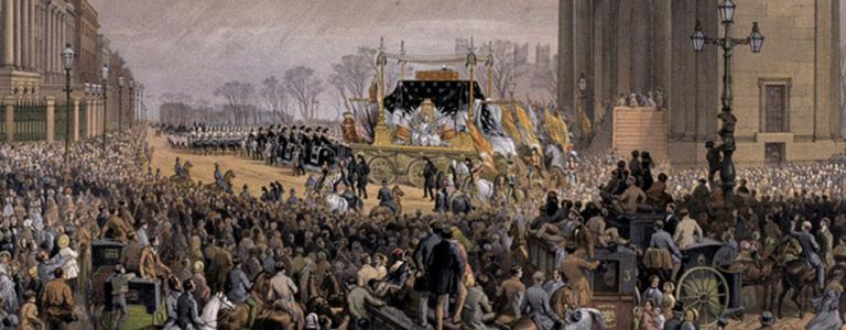 Funeral of the Duke of Wellington