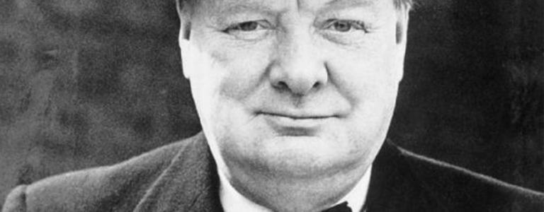 Was Winston Churchill an effective war time leader
