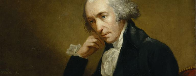 Scotsman James Watt helped take us from the farm to the factory