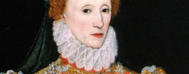 The 'Darnley' portrait of Elizabeth I