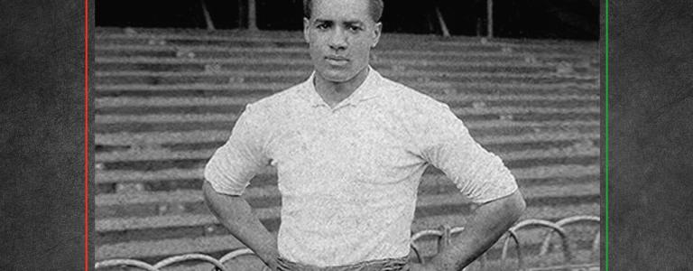 Photograph of Walter Tull