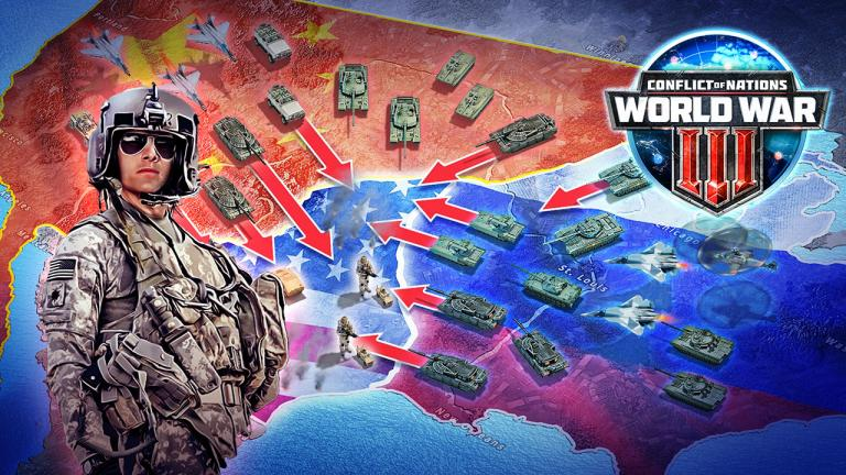 Conflict of Nations: WWIII